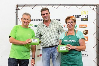 Bio Brotbox Packtag 2013