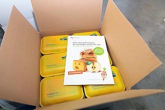 Bio Brotbox Packtag 2013